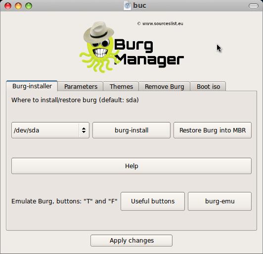 burg manager
