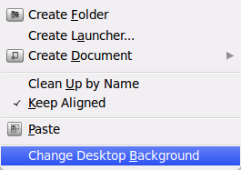 Changes wallpaper Mac OSX themes Backtrack 5R3